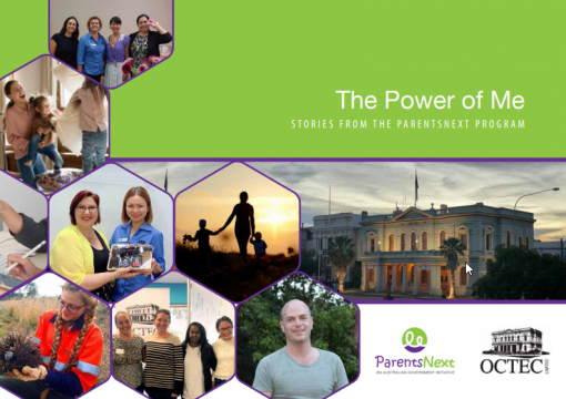 The Power of Me - PN Booklet Cover